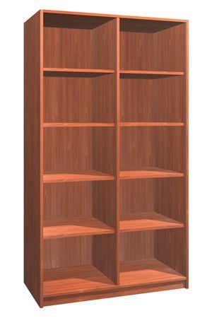 Klasszikus polcos szekrény