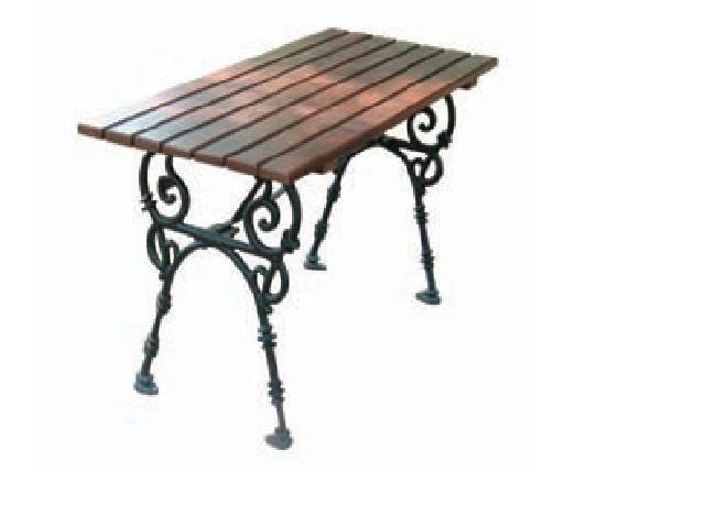 Hargita asztal 3 személyes padhoz